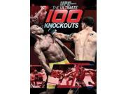 UFC PRESENTS:ULTIMATE 100 KNOCKOUTS 9SIA9UT65Z9144