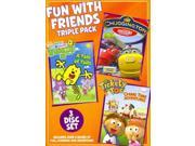 FUN WITH FRIENDS TRIPLE PACK