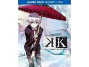 K - Complete Series [Limited Edition Blu-ray/DVD Combo] 9SIV1976XX2431