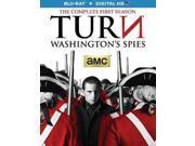 TURN:WASHINGTON'S SPIES