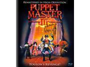 Puppet Master III: Toulon's Revenge [Blu-ray] 9SIAA763UZ4436