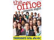 The Office: Eight Season 8 DVD [5 Discs] 9SIA17P3KD6804