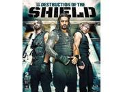 WWE:DESTRUCTION OF THE SHIELD 9SIA17P3MC2841