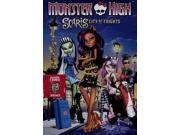 MONSTER HIGH:SCARIS CITY OF FRIGHTS 9SIAA763XA6453