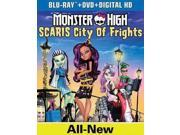 MONSTER HIGH:SCARIS CITY OF FRIGHTS 9SIAA763US4973