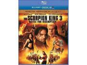 SCORPION KING 3:BATTLE FOR REDEMPTION 9SIAA763US4000