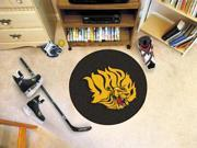 Fanmats University of Arkansas - Pine Bluff Golden Lions Puck Mat 9SIA17P3SK8267