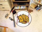 "Fanmats University of Arkansas - Pine Bluff Golden Lions Baseball Mat 27"""""" 9SIA78D3Z81767"