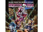 MONSTER HIGH:BOO YORK BOO (OST) 9SIA17P3U97449