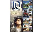 10 MOVIES FOR THE WHOLE FAMILY