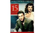 15 FEATURE HOLLYWOOD GREATS:VOL 1