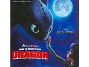 HOW TO TRAIN YOUR DRAGON (OST) 9SIA17P3X30144