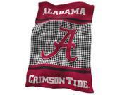 Alabama Crimson Tide NCAA UltraSoft Fleece Throw Blanket