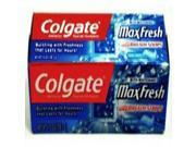 ColgateFluoride Toothpaste Max Fresh Cool Mint Case Pack 48