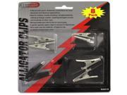 Alligator Clips Case Pack 24 9SIV01U4NW1682