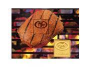 San Francisco 49ers NFL Fan Brands Grill Logo 9SIA10557S7373