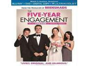 FIVE YEAR ENGAGEMENT 9SIV1976XY3306