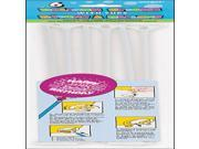 """Balloon Sticks & Cups 12"""""""" 6/Pkg-"""" 9SIV01U6Y24277"""