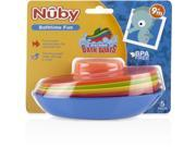 Nuby Stackable Bath Floaties (5 Piece) Case Pack 24