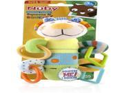 Nuby Squeeze N' Squeak Plush Character Teether Case Pack 12