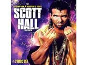 WWE:LIVING ON A RAZOR'S EDGE SCOTT HA 9SIAA765805206