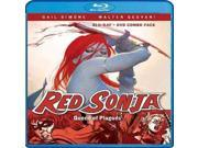 RED SONJA:QUEEN OF PLAGUES 9SIAA765803618