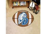 Fanmats 04051 Drake University Football Rug