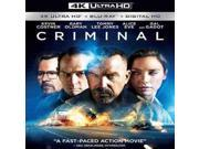 CRIMINAL (4K ULTRA HD) 9SIA9UT6561606