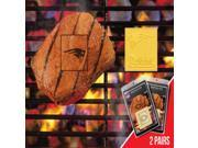 Fanmats 13197 NFL - 2 in. x2 in.  - NFL - New England Patriots  Fanbrand 2 Pack 9SIA00Y1863319