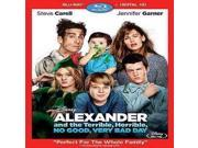 Alexander & the Terrible, Horrible, No Good, Very  Day Blu-Ray Combo Pack 9SIV1976XX6090