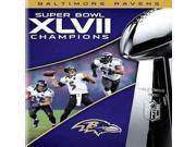 NFL Super Bowl 47 Champions: 2012 Baltimore Ravens 9SIAA765869712