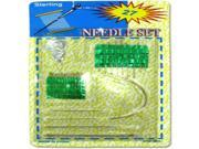 Sewing Needle set Silver Case Pack 24
