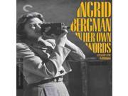 INGRID BERGMAN:IN HER OWN WORDS 9SIA17P4XD5815