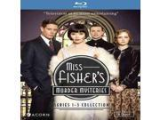 MISS FISHER'S MURDER MYSTERIES:1-3 CO 9SIAA765803626