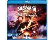 ADVENTURES OF BUCKAROO BANZAI ACROSS 9SIAA765803723