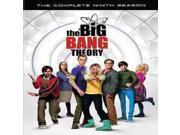 BIG BANG THEORY:COMPLETE NINTH SEASON 9SIA17P4XD4321