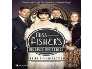 MISS FISHER'S MURDER MYSTERIES:1-3 CO 9SIAA765821797