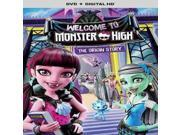 MONSTER HIGH:WELCOME TO MONSTER HIGH 9SIAA765822179