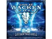 LIVE AT WACKEN 2015:26 YEARS LOUDER T 9SIAA765857702