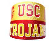 USC Trojans Slap Snap Wrap Wrist Band (Set of 2) NCAA 9SIA00Z0BZ2215