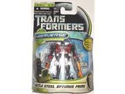 Transformers 3 Dark of the Moon Movie Commander Class Action Figure Battle Steel Optimus Prime 9SIAD245E20439
