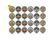 Crazy Cups Decaf Flavored Lovers Single Serve Cups for Keurig K Cups Brewer (24-Piece) 9SIV1976SN4744