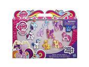 My Little Pony Friendship is Magic Cutie Mark Magic Princess Twilight Sparkle & Friends Mini Collection 9SIV1976T46853