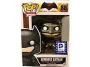 Funko POP! Heroes Armored Batman Legion of Collectors Exclusive DC Comics Collectible 9SIA17P5DG6906