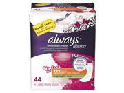 Discreet Sensitive Bladder Protection Liners Very Light X Long 44 Pack 92724PK