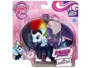 My Little Pony Friendship is Magic Power Ponies Zapp Tonnerre Rainbow Dash Exclusive Figure 9SIA17P5EB8607