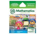 LeapFrog Team Umizoomi Learning Game Umi City Heroes for LeapPad Tablets and LeapsterGS