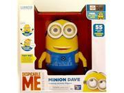 Despicable Me Minion Dave Talking Action Figure 9SIA17P5EB8677