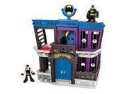 Fisher Price Imaginext X6341 DC Super Friends Batman Gotham City Jail Playset 9SIA17P5EB8964