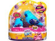Little Live Pets S2 Tweet Talking Owl And Baby - Nightstar Family 9SIA17P5HH6081
